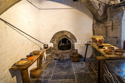 Oven, Abbots Kitchen- Glastonbury Abbey, England