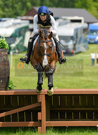 Pretoria Lee and CASSDINI, Fairfax & Favor Rockingham Horse Trials 2018