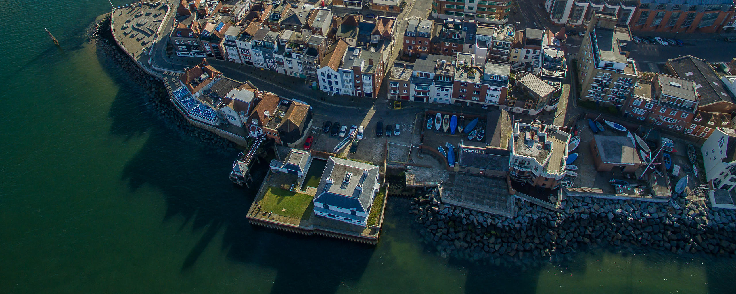 Harbourside Properties Aerial Survey