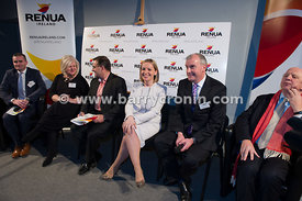 13th March, 2015.Lucinda Creighton launches her new political party RenuaIreland in the Science Gallery, Dublin.Pictured from...