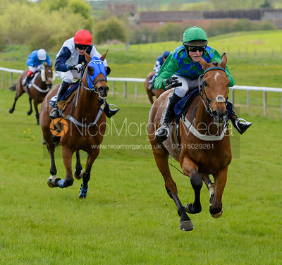 Race 5 - Quorn Hunt Point To Point 2015