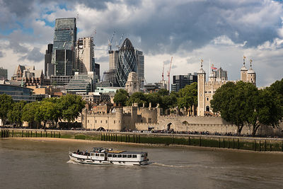 Tower and City of London