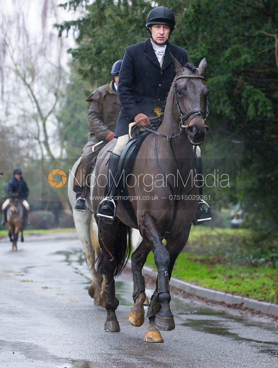 Russell Nearn - The Cottesmore Hunt at Belton-in-Rutland 21/12