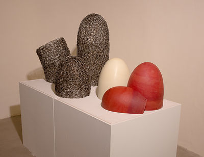 Eva Moosbrugger, sculptures