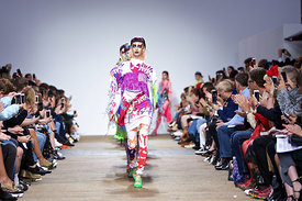 London Fashion Week Spring Summer 2017 - Matty Bovan