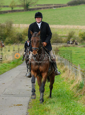 - The Cottesmore Hunt at Somerby, 2-11-13