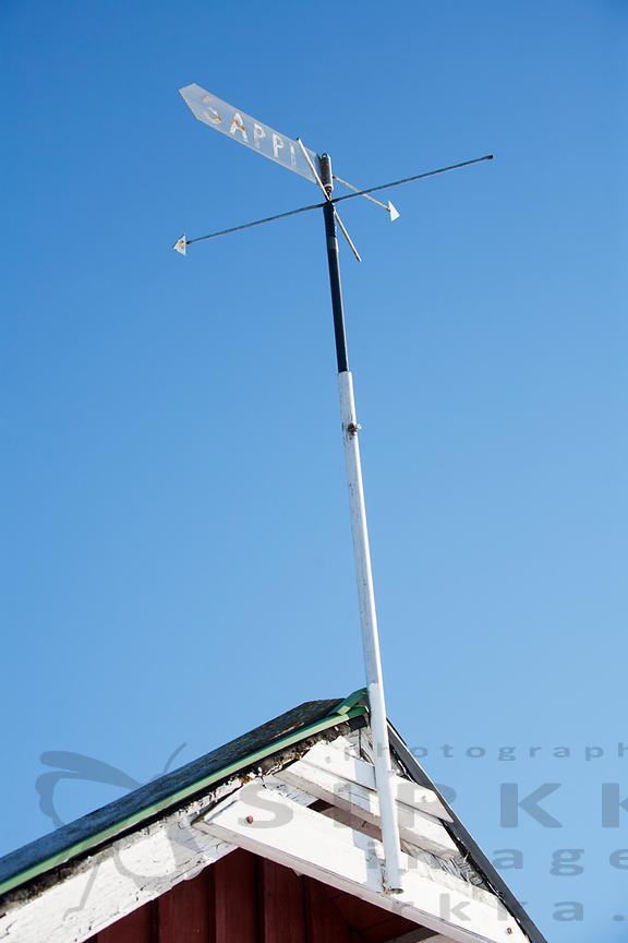 Weather Vane in Säppi