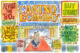 National Casino Economy