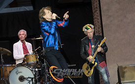 The Rolling Stones live in Southampton