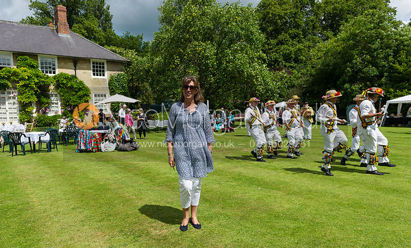 Emma Leeming. The Ashwell Village Fete, 21 June 2015