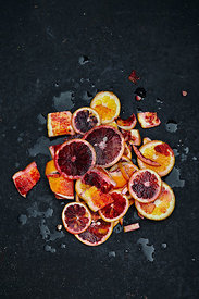 Bloodorange and Chocolate