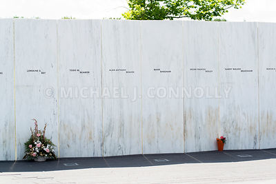 Flight 93 Name Stone Markers (1)