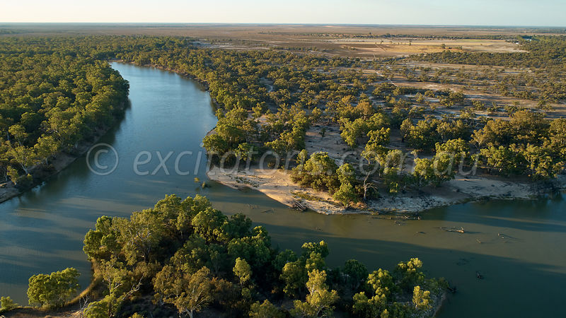 Murray River, near Wallpolla Island State Forest.
