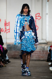 London Fashion Week, Spring Summer 2019  - ASAI, Fashion East