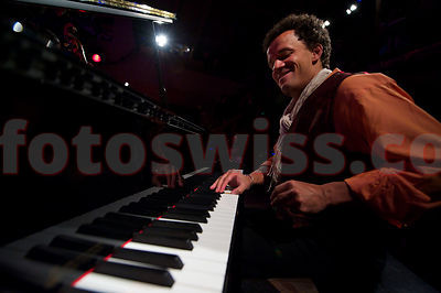 The Jacky Terrasson Trio  at Festival da Jazz Live at Dracula Club St.Moritz