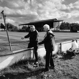 Albion Rovers..Cliftonhill Stadium, Coatbridge..30.9.17.Albion 2-1 Raith Rovers.Albion beat top of the table Raith Rovers at ...