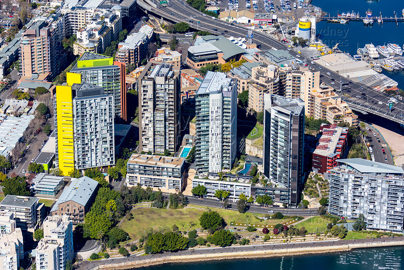 Pyrmont Apartments