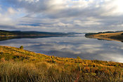 Early morning Kielder Water