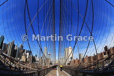 Brooklyn Bridge (1883), New York City, USA