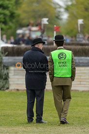 Fence Judges - Cross Country - Mitsubishi Motors Badminton Horse Trials 2017