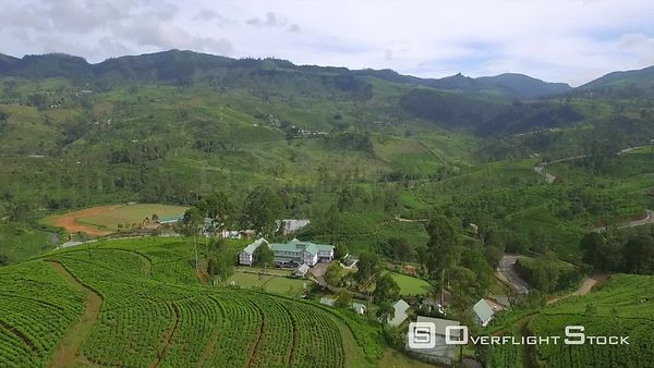Amaya Langdale Resort and Tea Plantation Sri Lanka Drone Video