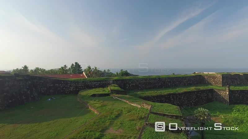 Galle Fort Sri Lanka Drone Video