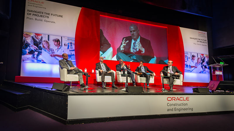 Oracle Construction & Engineering Conference, London - UK