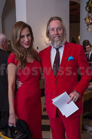 Charity Tree Auction im Badrutt's Palace Hotel in St.Moritz
