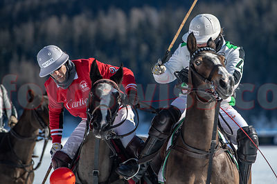 Game 1: Azerbaijan Land of Fire vs. Cartier - Snow Polo 2019