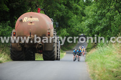27th July, 2014.An Post Meath Heritage Cycle Tour - Images from the Royal Tour 100k over County Meath. Photo:Barry Cronin/www...