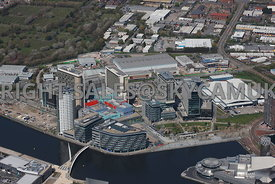 Manchester BBC Studios Media City Salford Quays