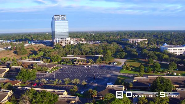 Uptown Altamonte Springs Florida Church Building