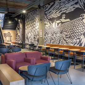 Starbucks, Park Avenue, Ankara_high res