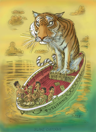 Independent Publishers & the Big Tiger