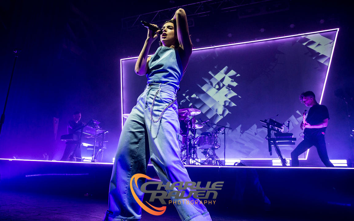 Dua Lipa performing at the O2 Academy in Bournemouth. Photo: www.charlieraven.com