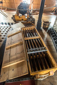 HMS Victory, Rifle Crates- Portsmouth, England