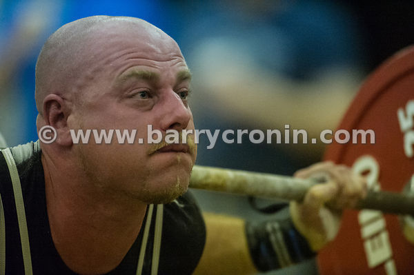 24th March, 2013.Irish Drug Free Powerlifting Association National Powerlifting Championships - March 23rd, Ardee Co.Louth.Pi...