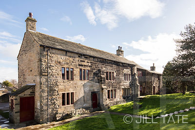 Calverley Old Hall | Client: The Landmark Trust