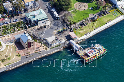 Balmain East Ferry Wharf