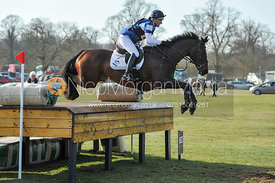Tina Cook and MINERS FROLIC - Belton Horse Trials 2012