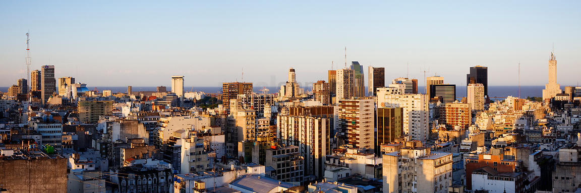 Argentina, Buenos Aires, City Skyline