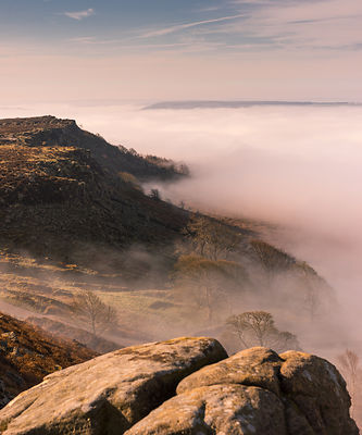 Baslow Edge inversion