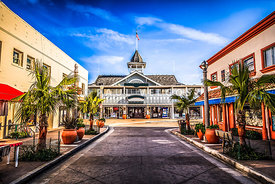 Balboa Pavilion Newport Beach Photo