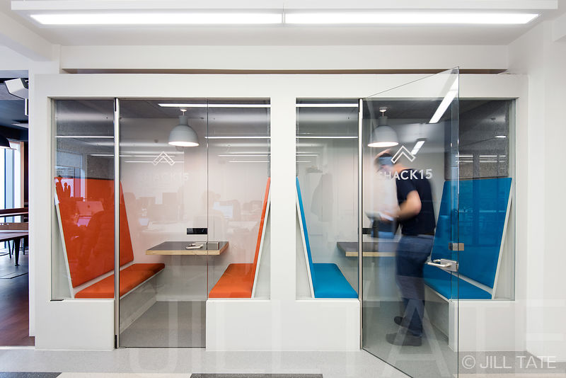 Meltwater offices, Shoreditch | Client: LYN Atelier