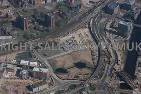 Middlewood Locks development Salford Western Gateway Manchester