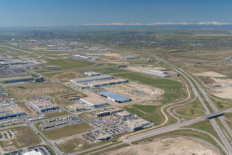 North Airport Industrial Development, Calgary