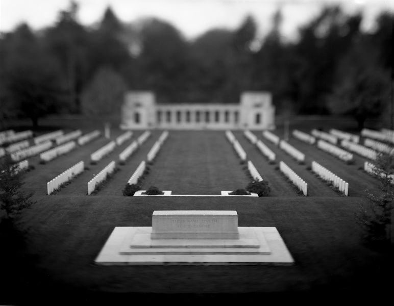 Buttes New British Cemetery, Zonnebeke