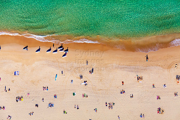 Bondi Beach Abstract 4