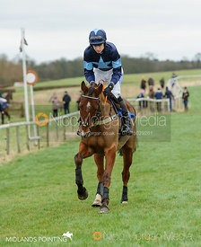 Race 1 - Members - The Cottesmore Point-to-point 26/2