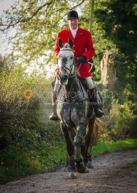 Richard Hunnisett MFH - The Cottesmore Hunt at Tilton on the Hill, 9-11-13